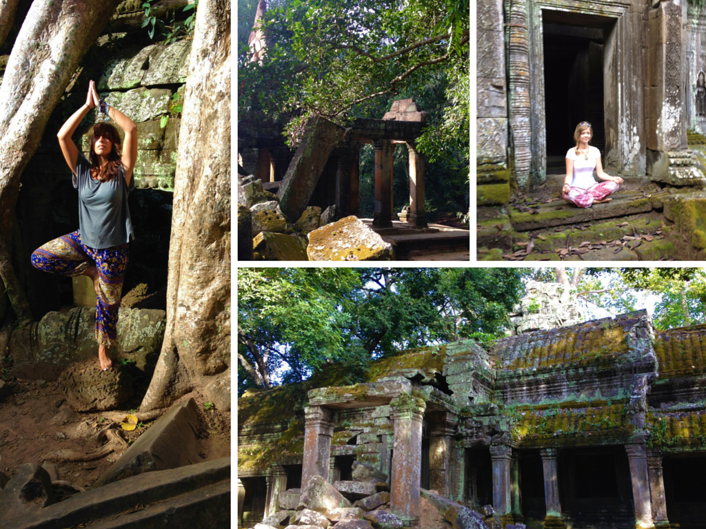 RUBY WHITE ROAD | Blog | Angkor Wat Before the Crowds